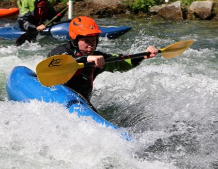 Intro 3-daagse wildwater