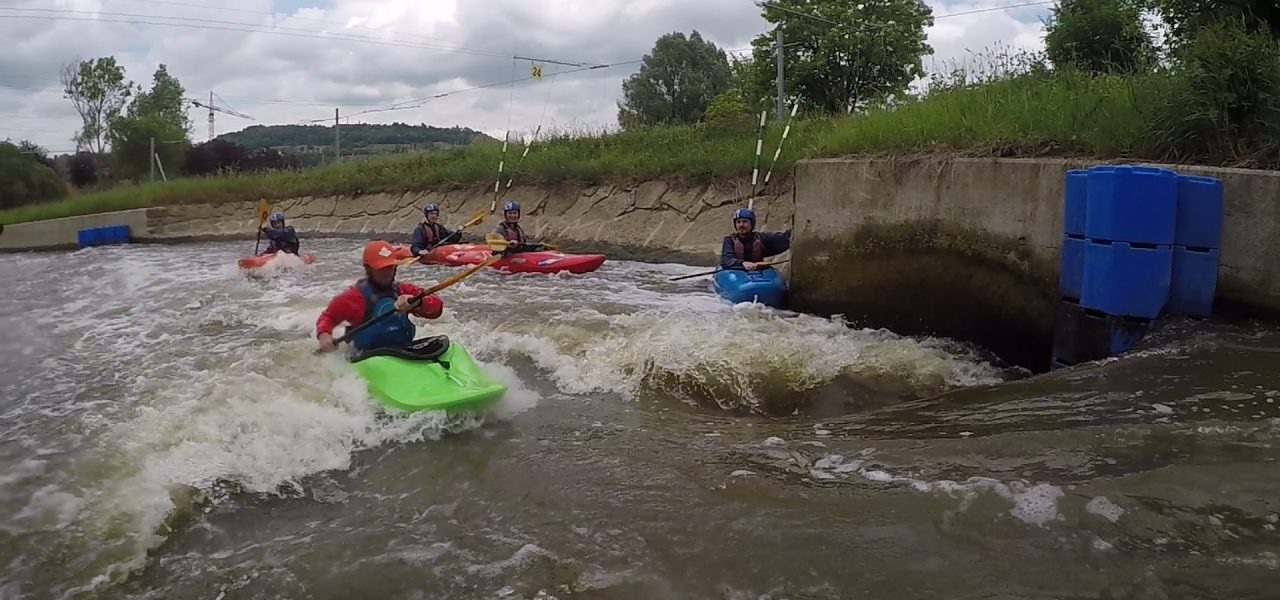 Wildwater weekend Diekirch
