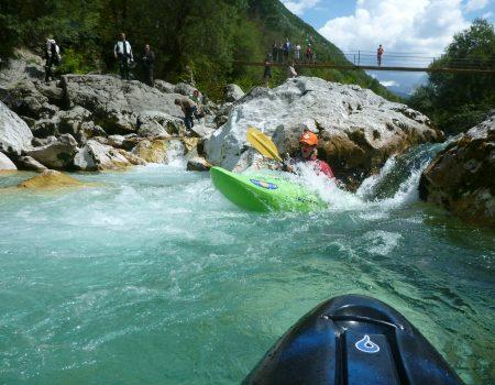 Wildwater Slovenië