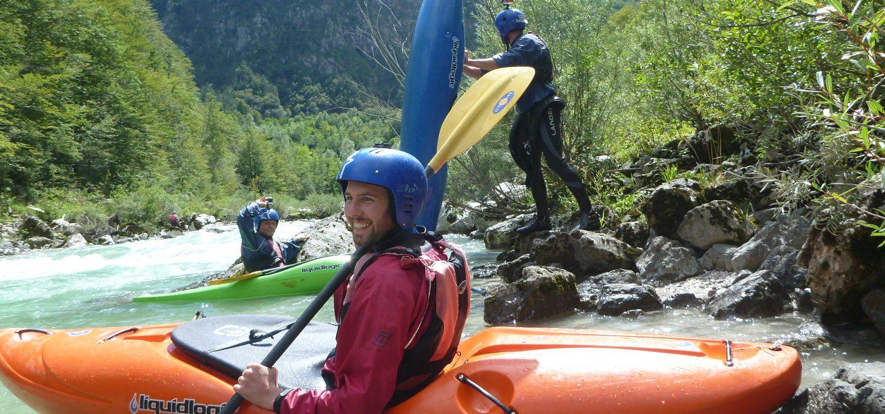 Wildwater Franse Alpen