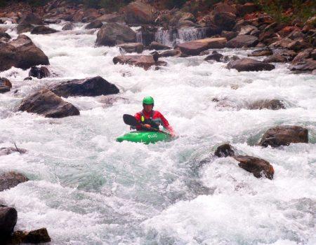 Wildwater uitdaging Lienz