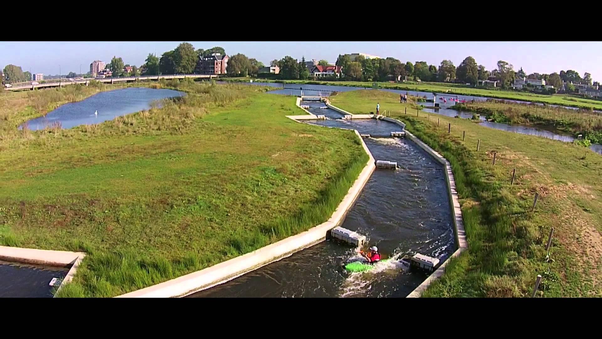 Hardenberg Nl wildwaterbaan hardenberg kanosport zwalker wildwater kajak cursus